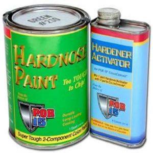 POR-15 Hardnose paint