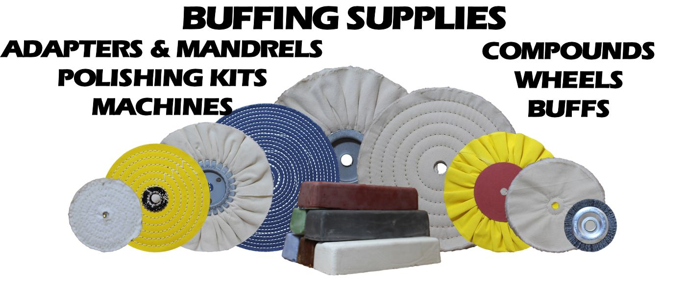 buffing supplies banner
