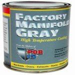 POR-15 Factory Manifold Gray