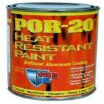 POR-20 Brilliant Aluminum Coating