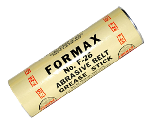 Coated Abrasive Grease Stick Grade F 26 Emerald Coatings