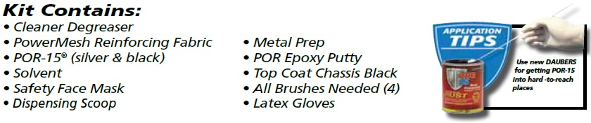 por 15 metal prep instructions