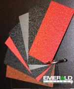 sample panle swatches powder coating 2